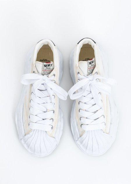 Mihara Yasuhiro Original STC Sole Canvas Hitop Sneaker - White