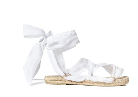 Es Par Ta Sueño Sandal - White