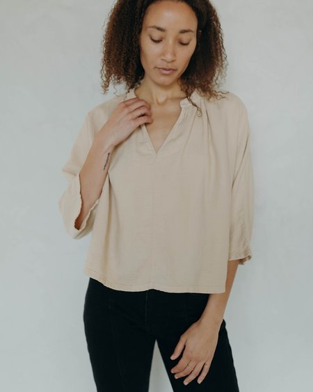 Esby LILY TOP - WET SAND