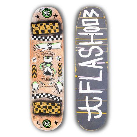 Huile D'Olive Art Flash Deck 3