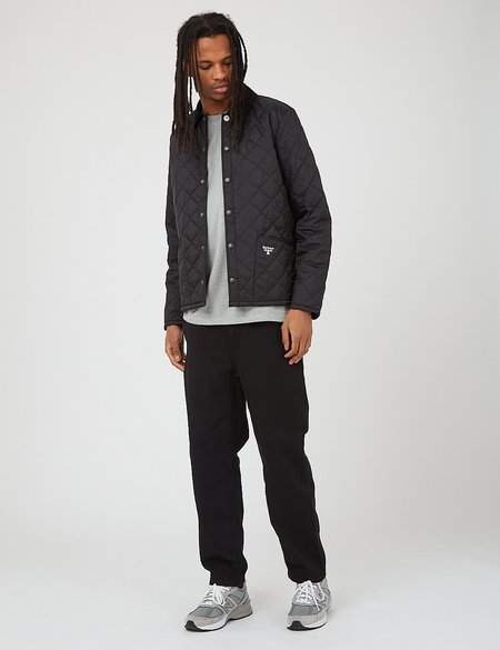 Barbour Beacon Starling Quilt Jacket - Black