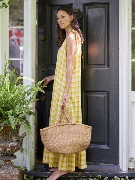 sunad Rosario Picnic Dress - Sunny Gingham
