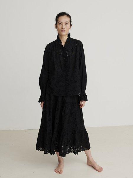 skall studio Bay skirt - black
