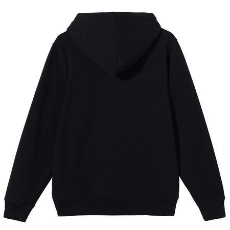 Basic Stussy App. Hood sweater - Black