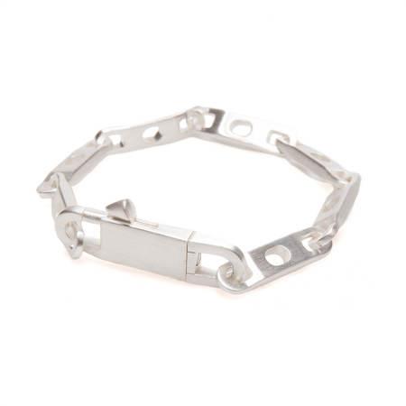 RICK OWENS Chain bracelet - Silver