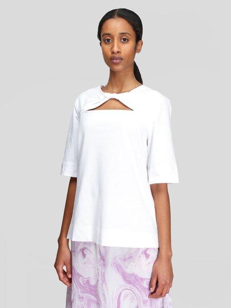 Ganni Twist T-Shirt