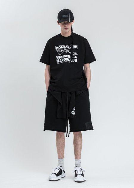 Komakino Guide T-Shirt - Black