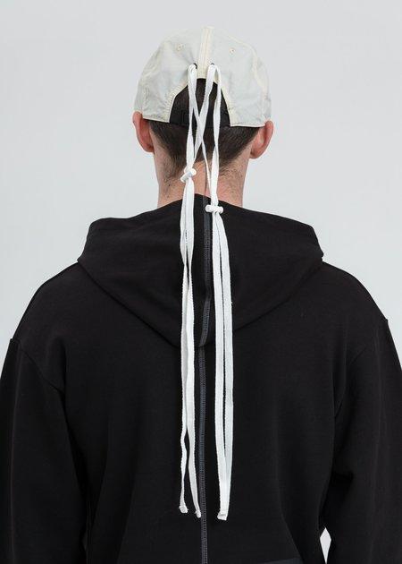 Komakino Twist Drill Sliced Cap - White