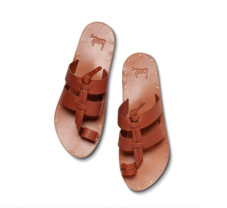 Beek Kokako Sandals - Tan