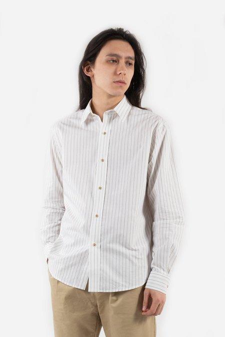 Outland Farmer Long Sleeve Shirt - Stripes