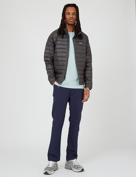 Patagonia Down Sweater Insulated Jacket - Forge Grey/Forge Grey