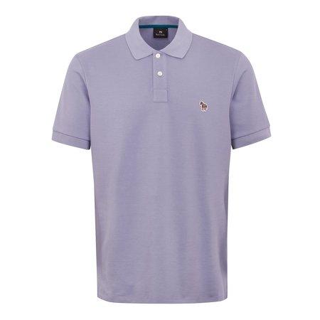 Paul Smith Zebra Polo Shirt - Lilac