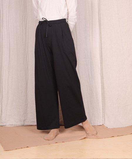 Kowtow-Wide Leg Pant - black