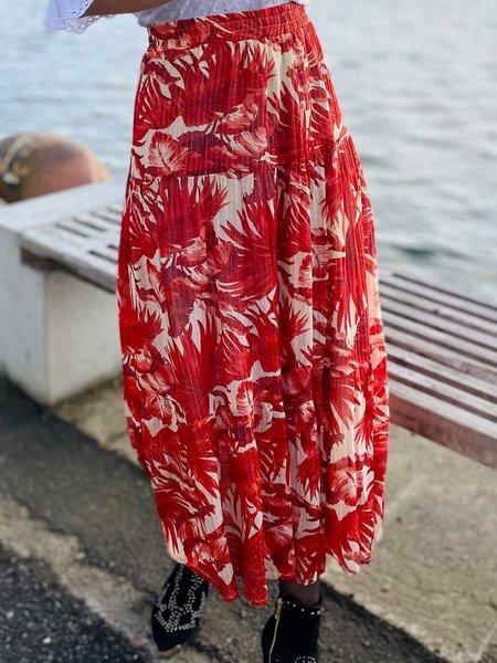 Lolly's Laundry Bonny Skirt - Red