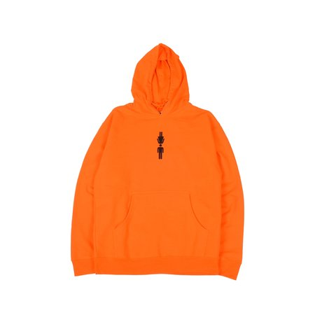 Lopez All About You Pullover - Orange