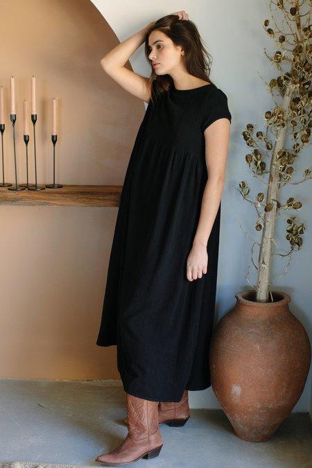Rachel Pally Linen Esme Dress - black