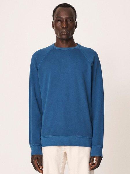 YMC Schrank Raglan Sweatshirt - Blue