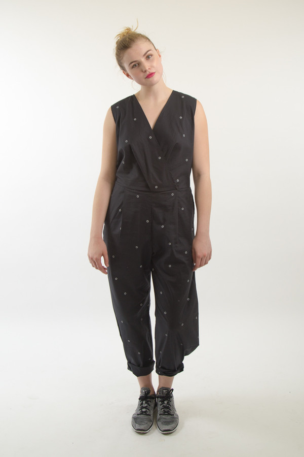 Kowtow Over & Over Jumpsuit