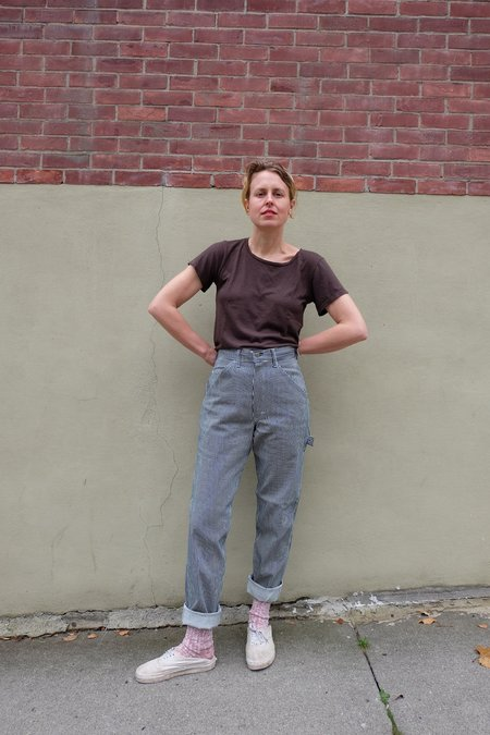Stan Ray 80s Painter Pants - Hickory Stripe