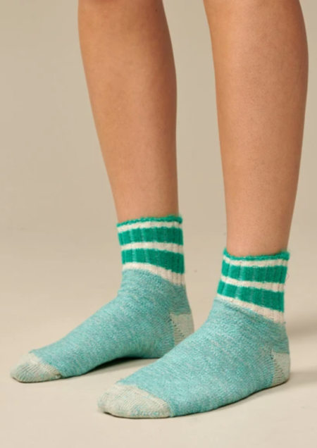 Bellerose Fast Socks - Teal