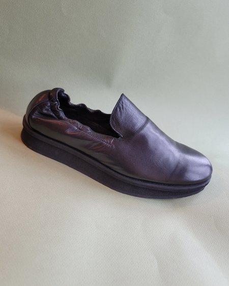Vintage Jil Sander Flatforms - black