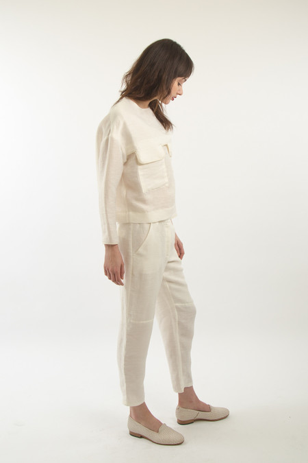 Nanushka Sumba Tailored Pant