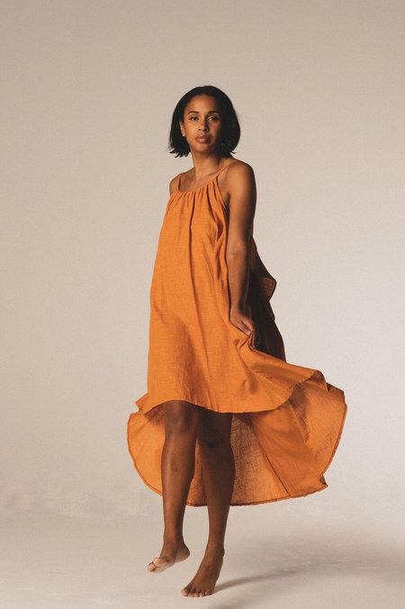A PERFECT NOMAD Grace Dress - Sunset