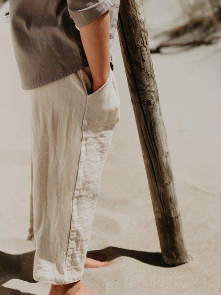 kids Donsje Ede Trousers - Coconut White