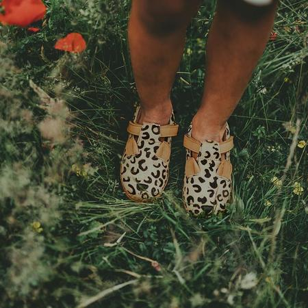 kids unisex Donsje Xan Exclusive shoes - Leopard