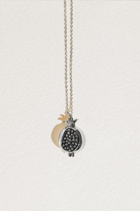 Pamela Love Hera Pendant necklace - sterling silver