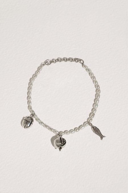 Pamela Love Journey Bracelet - sterling silver