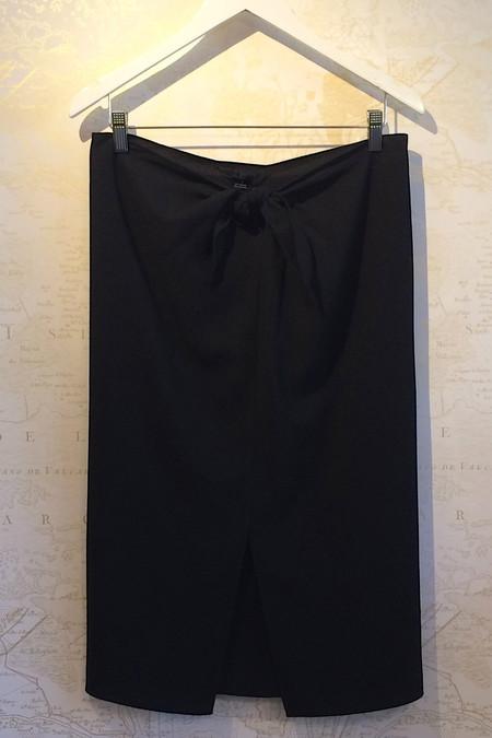 Jenni Kayne Tie Front Pencil Skirt