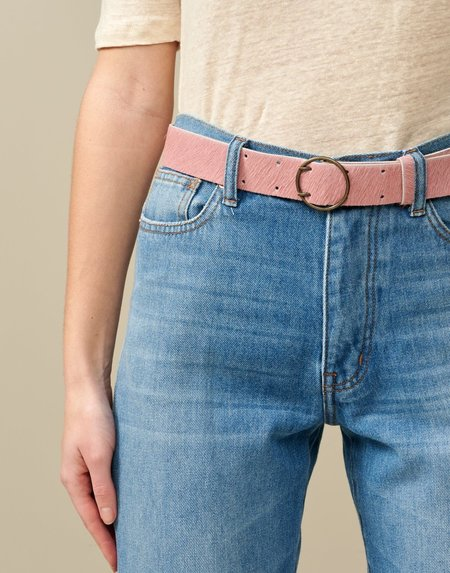 Mabel and Moss Seyla belt - Rose Pink Belt