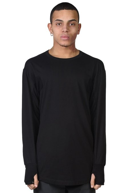 Tobias Birk Nielsen Long Sleeve T-shirt - Black RD