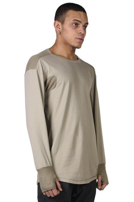 Tobias Birk Nielsen Long Sleeve T-shirt - Faded Green