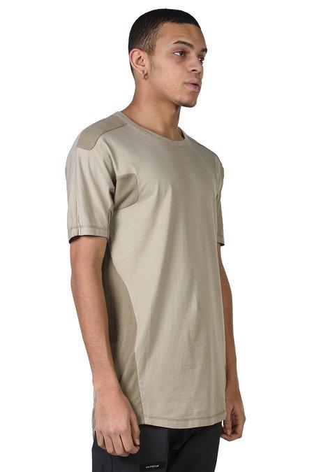 Tobias Birk Nielsen Short Sleeve T-shirt - Faded Green