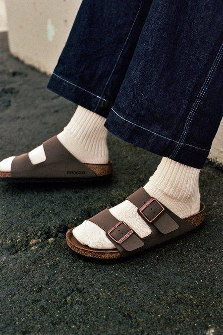 Birkenstock Arizona Nubuck sandals - Mocha