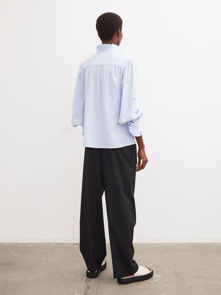 By Malene Birger Cassinia Jacquard Shirt - Heather