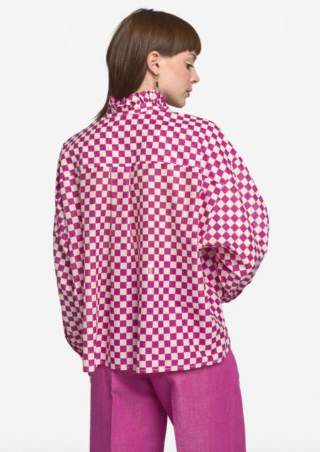 Ottod'ame Tow Shirt - Fuchsia