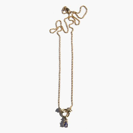 Kindred Black Dainton Necklace - Gold