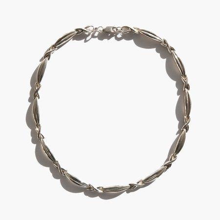 Kindred Black Selika Collar necklace - Silver