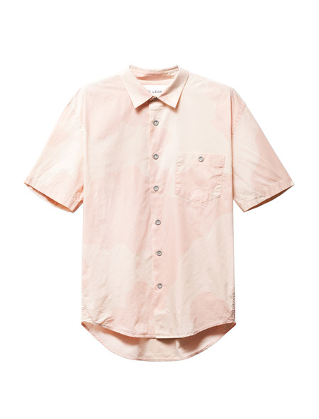 Our Legacy Jumbo Short Sleeve Shirt Hibiscus