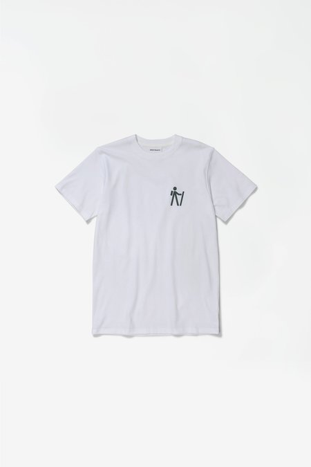 Norse Projects x Matt Luckhurst Niels Pictogram Tshirt - White