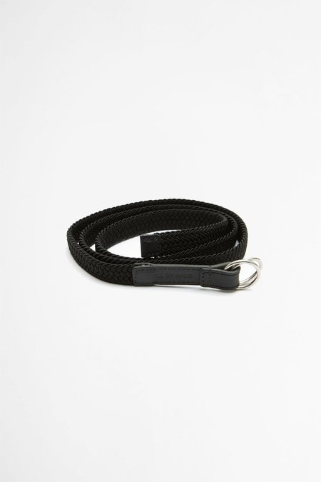Still By Hand Stretchable Ring Belt - Black