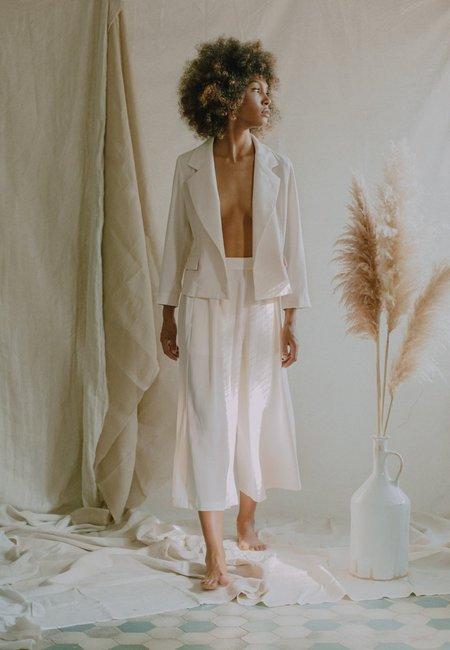 Cossac culotte trousers - ecru
