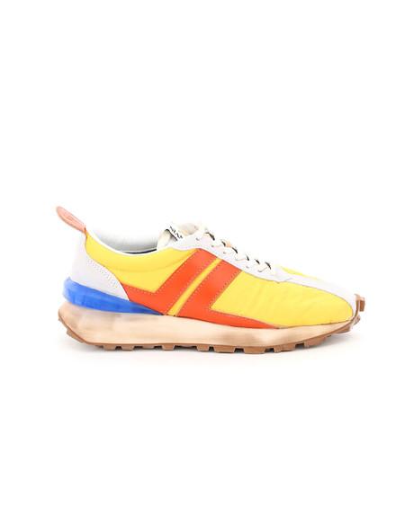 Lanvin Bumper Sneakers - Multicolor