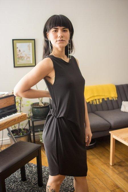 Valerie Dumaine Toni Dress - Black