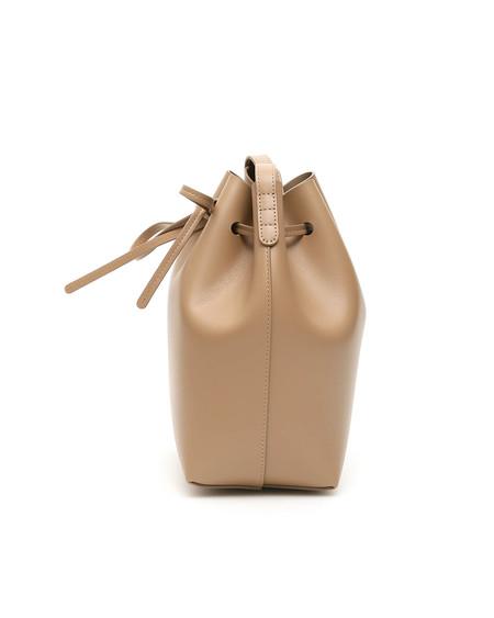 Mansur Gavriel Mini Bucket Bag - natural