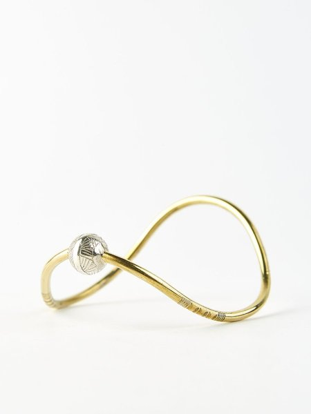 Ombre Claire Bracelet Ballon - Silver Bronze