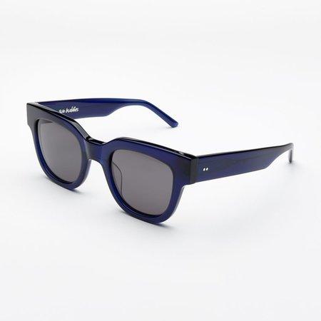 Sun Buddies LIV SUNGLASSES - VERY DARK BLUE